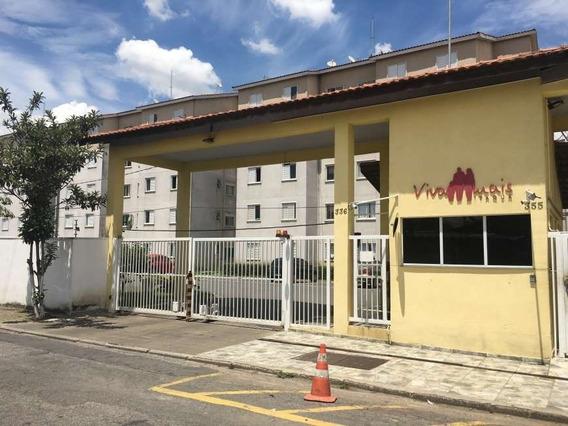 Apto 2 Dorms - Mobiliado, Prox. Ao Shopping Itaquá E Centro
