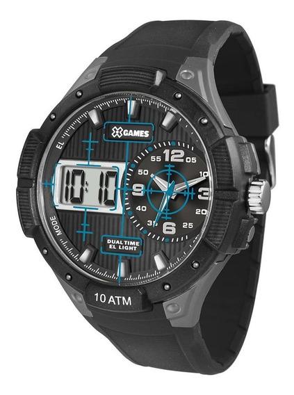 Relógio Xgames Masculino Xmppa220 Bxpx, C/ Garantia E Nf
