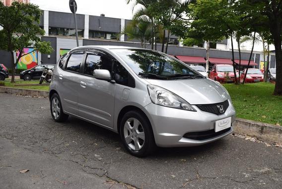Honda Fit Lx Automático, Impecável, Barato = Oportunidade!