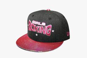 Gorra De Mujer Original New Era No Boxing No Life Snapback