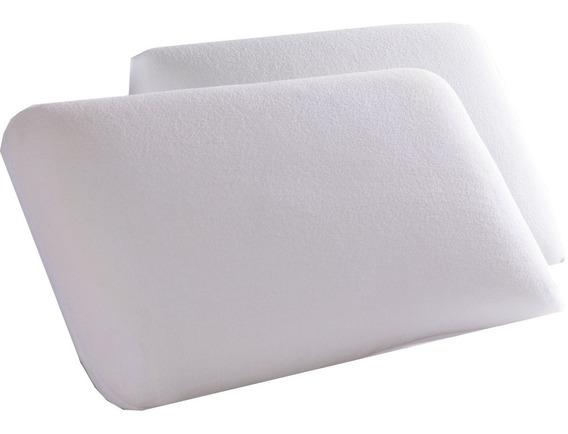 Almohada Viscoelastica Alcoyana Inteligente Memory Foam X2