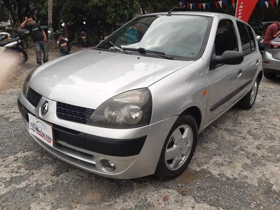 Renault Clio Exp,2004,mec,157934kms,gris Titan,1400cc,