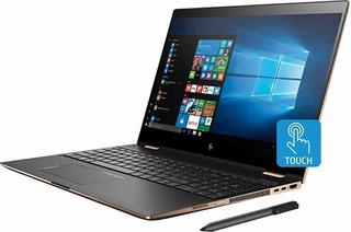 Hp Spectre X360 15t Convertible 2-in-1 Laptop In Dark Ash ®