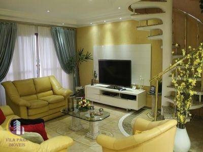 Imagem 1 de 1 de Cobertura Com 3 Dormitórios À Venda, 250 M² Por R$ 1.500.000,00 - Centro - Osasco/sp - Co0019
