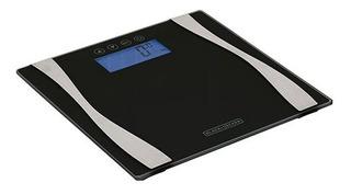 Balanca De Banheiro Ate 180kg Bk60 - Black+decker