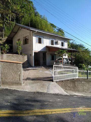 Casa Mista Com 3 Quartos À Venda, 160 M² Por R$ 225.000 - Bela Vista - Gaspar/sc - Ca0474