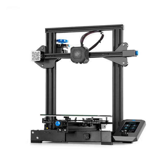 Creality 3d Ender-3 V2 - Kit De Impresora 3d Totalmente Met¿