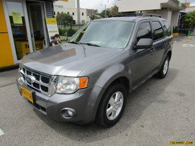 Ford Escape Xlt At 3000cc Aa 4x4
