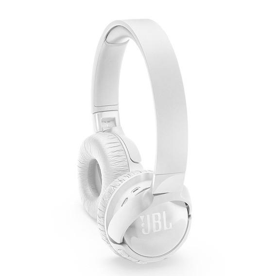 Fone De Ouvido Jbl T600 Bluetooth Nc Tune 600 Branco
