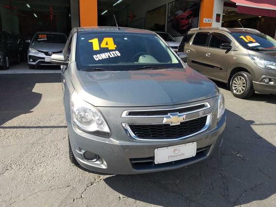 Chevrolet Cobalt 1.8 Lt 8v Econoflex 4p Mec 2014