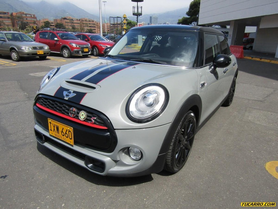 Mini Cooper S Pepper