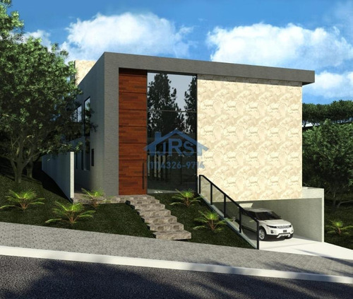 Imagem 1 de 11 de Sobrado Com 3 Dormitórios À Venda, 280 M² Por R$ 3.200.000,00 - Tamboré - Santana De Parnaíba/sp - So1643