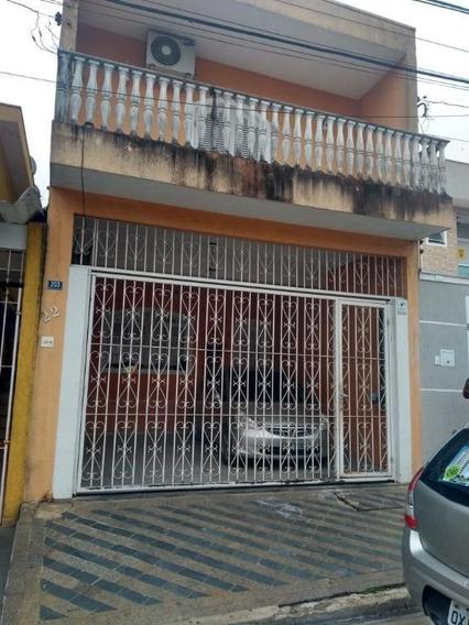 Sobrado Com 5 Dormitórios À Venda, 220 M² Por R$ 650.000 - Jardim Bela Vista - Guarulhos/sp - Cód. So2533 - So2533
