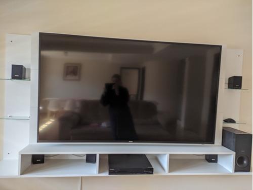 Imagem 1 de 3 de Tv Samsung 65 Polegadas