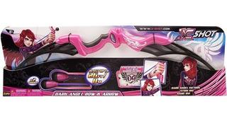 Arco Y Flecha X Shot Dark Angel Bow & Arrow Con 2 Dardos