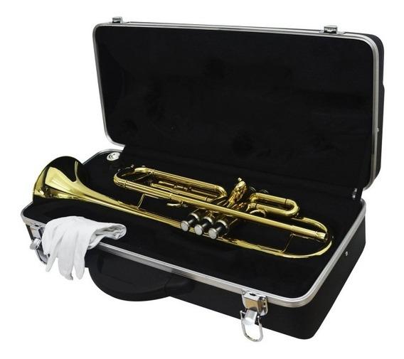 Trompeta Profesional Bb Nuevas Excelente Sonido Y Calidad