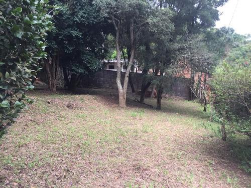 Terreno À Venda, 1535 M² Por R$ 340.000 - Sítio Do Morro - Santana De Parnaíba/sp - Te0603