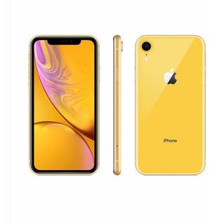 iPhone Xr 64 Gb Libre Nuevo Sellado Año De Garantía 18 Msi