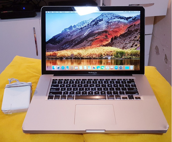 Macbook Pro I5 15 - 100% + Bateria Top + Fret Grátis 12x S/j