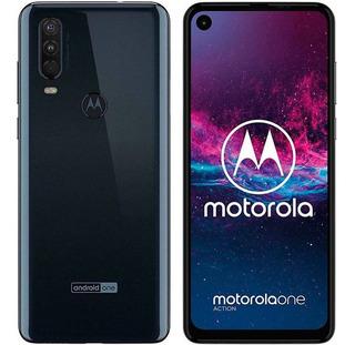 Motorola One Action 128gb 4g Ram Octa Core Nuevo