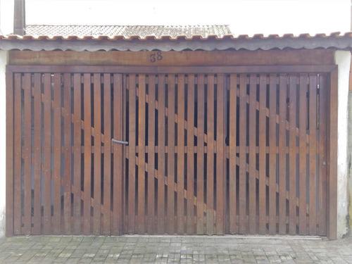 Casa Com 2 Dorms, Balneário Itaóca, Mongaguá - R$ 235 Mil, Cod: 286892 - V286892