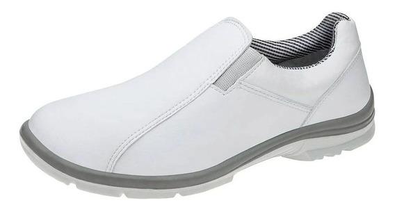 Sapato De Segurança 50f61 Srv Branco / Hospital - Cozinha