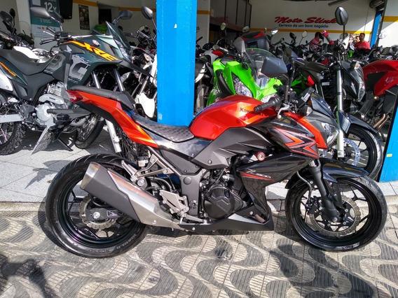 Kawasaki Z 300 2016 2 Mil Km Moto Slink