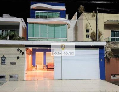 Casa Triplex 04 Quartos, Piscina/móveis Planejados, Ouro Verde/praia De Costazul! - Ca1151
