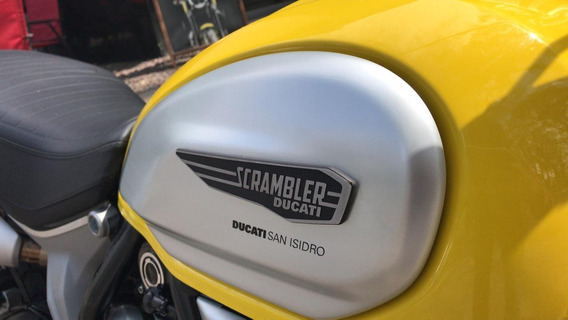 Ducati Scrambler 1100 Usada 700 Km - Impecable