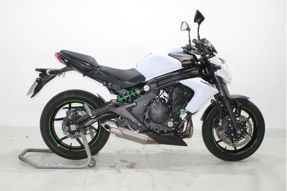 Kawasaki Er 6n 2015 Branca