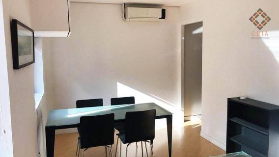 Conjunto Para Alugar, 29 M² Por R$ 1.950/mês - Higienópolis - São Paulo/sp - Cj20092