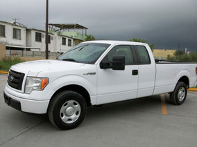 Ford F-150 Xl Cabina Y Media Caja Larga Mod.2009 Importada
