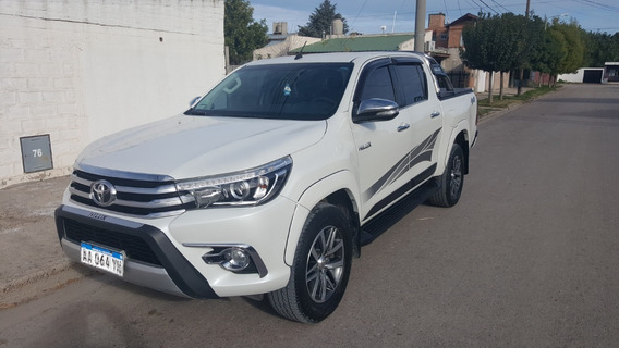 Toyota Hilux Srx Cd 4x4 2016 Impecable