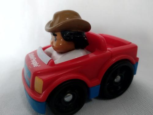 Carro Wheelies Little People 01