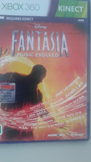 Disney Fantasia - Music Evolved - X360