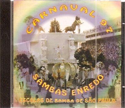 Carnaval 97 - Sambas Enredo / Escolas De Vários