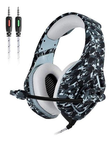 Audífonos Gamer Onikuma K1b Diadema Microfono Pc Xbox Ps4