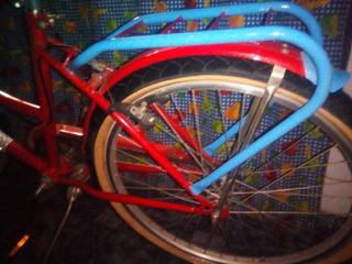 Bicicleta Rodado 24 Muy Nueva.$ 10000 Cubiertas Importadas.