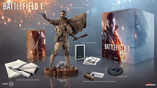 Battlefield 1 Collector Edition Nuevo Sellado Con Juego Ps4