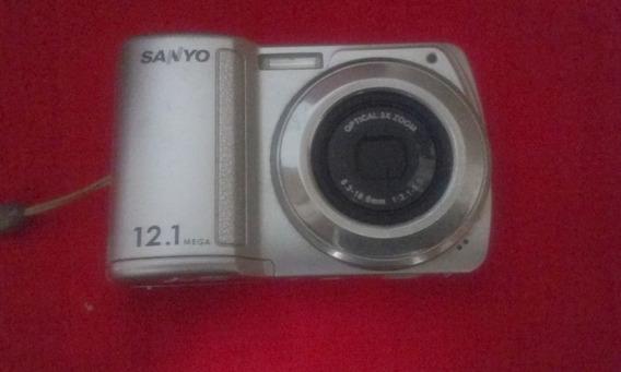 Cámara Sanyo S122 12.1 Mp - En Cuotas