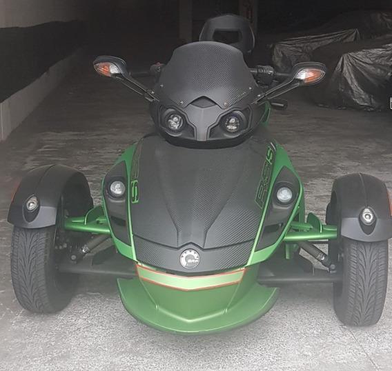 Can-am Spyder 990cc