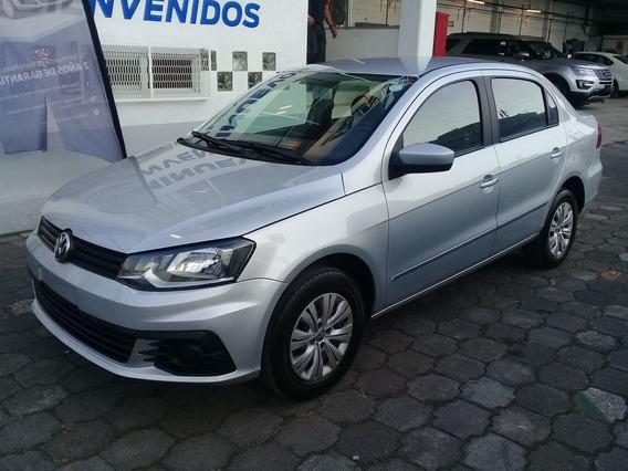 Volkswagen Gol 2017 1.6 Trendline 5vel Aa B A Abs Mt 4 P