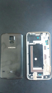 Placa Completa Com Botões, Bateria Do Galaxy S5 Sm G900md
