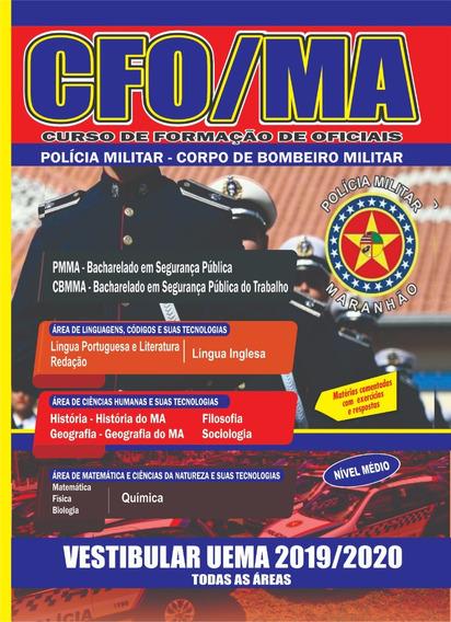 Apostila Cfo Ma 2019 - Curso De Formação De Oficiais