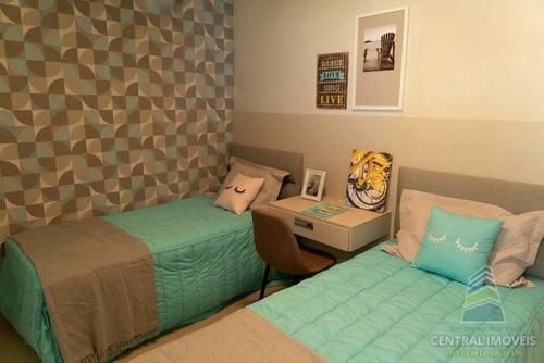 Apartamento Com 2 Dorms, Aviação, Praia Grande - R$ 659 Mil, Cod: 8923 - V8923