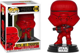 Funko Pop Star Wars - Sith Jet Trooper 318 - E11even Games