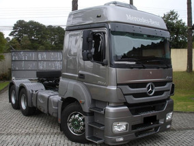Mercedes-benz Mb 2544 6x2 14/14