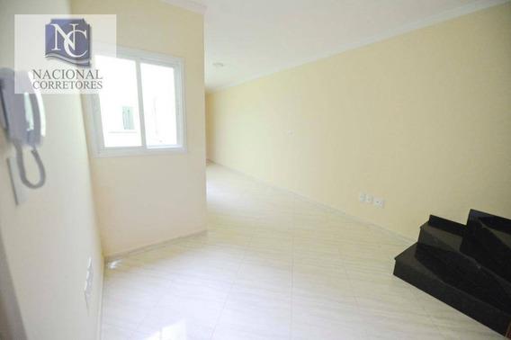 Apartamento Com 2 Dormitórios À Venda, 46 M² Por R$ 240.000,00 - Vila Metalúrgica - Santo André/sp - Ap9375