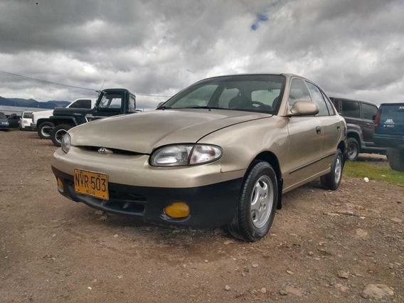 Hyundai Accent Gl 1300cc Mt Sa
