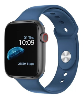 Smartwatch Relógio Inteligente F10 44mm Bluetoot Ios Android